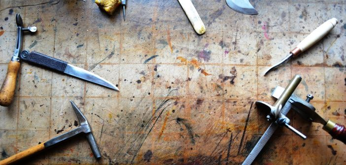 Les outils pour artisan