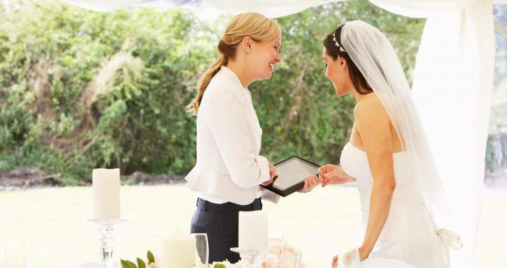 Déléguer tâche mariage