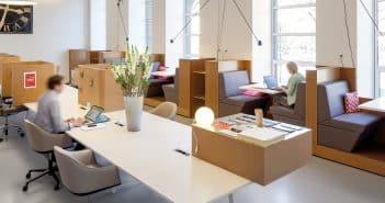 Travailler sans avoir de bureaux, c'est possible avec le coworking