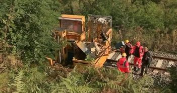 Un accident sur un chantier de la SNCF fait deux morts et trois blessés