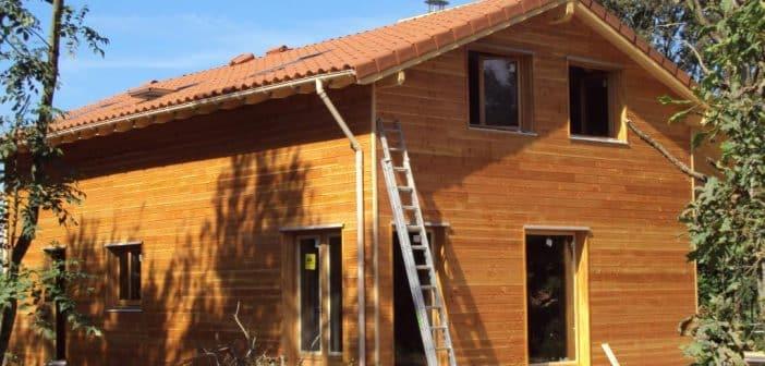 Le type d'isolement choisi pour un bâtiment à ossature en bois